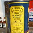VINTAGE 1955's CROSBY MOLASSES IMPERIAL QUART CAN - SUPER RARE